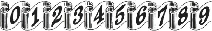 Archive Ribbon Regular otf (400) Font OTHER CHARS