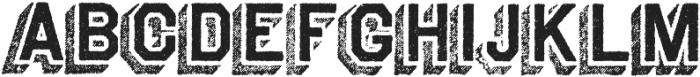 Archive Steeler Regular otf (400) Font LOWERCASE