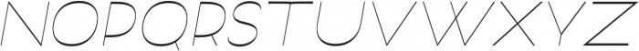 Archivio Italic Inverted 400 otf (400) Font UPPERCASE