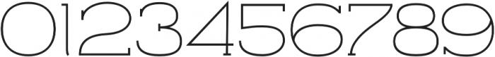 Archivio Slab 400 otf (400) Font OTHER CHARS