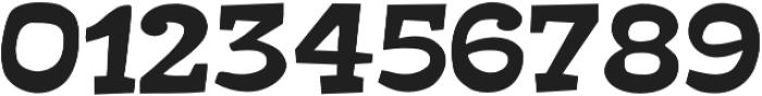 Ardenia Bold otf (700) Font OTHER CHARS