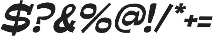 Ardenia Italic otf (400) Font OTHER CHARS