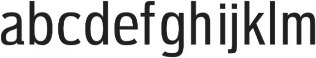 Ardent Sans Regular otf (400) Font LOWERCASE