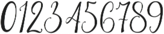 Arellia ttf (400) Font OTHER CHARS