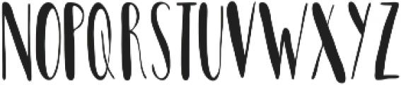 Arelon ttf (400) Font UPPERCASE
