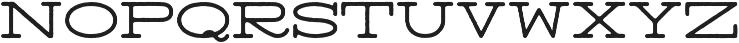 Arendt_Rough otf (400) Font UPPERCASE