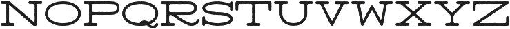 Arendt_Rough otf (400) Font LOWERCASE