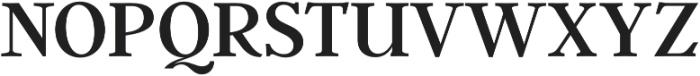 Argent CF Extra Bold Italic otf (700) Font UPPERCASE