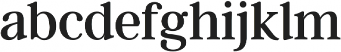 Argent CF Extra Bold Italic otf (700) Font LOWERCASE