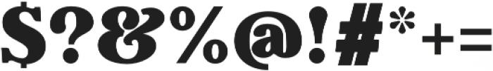 Argent CF Light otf (300) Font OTHER CHARS