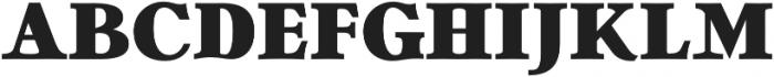 Argent CF Light otf (300) Font UPPERCASE