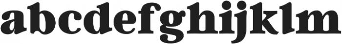 Argent CF Light otf (300) Font LOWERCASE