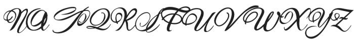 Argha otf (400) Font UPPERCASE