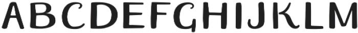 Ariadne Script otf (400) Font LOWERCASE