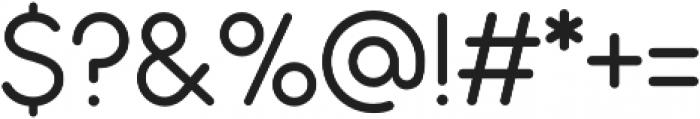 Arista Pro Alternate Light otf (300) Font OTHER CHARS