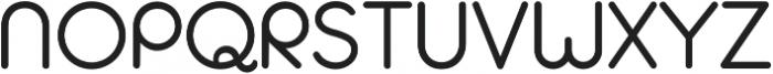 Arista Pro Alternate Light otf (300) Font UPPERCASE