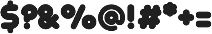 Arista Pro Fat otf (800) Font OTHER CHARS