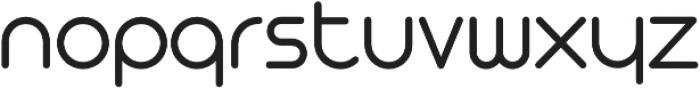 Arista Pro Light otf (300) Font LOWERCASE