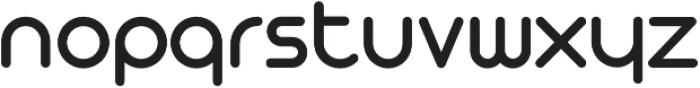 Arista Pro otf (400) Font LOWERCASE