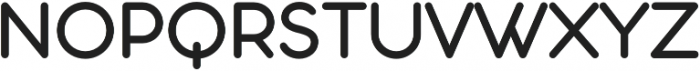 Aristotelica Display otf (400) Font UPPERCASE