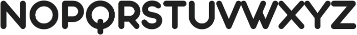 Aristotelica Display otf (700) Font UPPERCASE