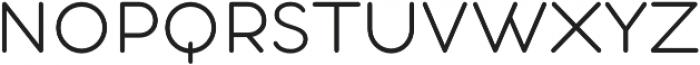 Aristotelica Small Caps ExtraLight otf (200) Font LOWERCASE
