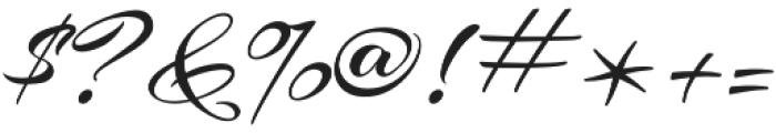 Arizonia otf (400) Font OTHER CHARS