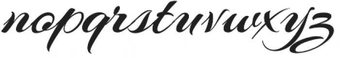 Arizonia otf (400) Font LOWERCASE