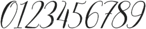 Arkana Script Rough otf (400) Font OTHER CHARS