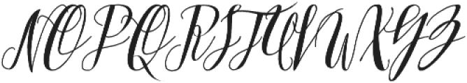 Arkana otf (400) Font UPPERCASE