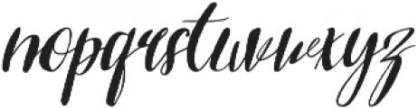 Arkana otf (400) Font LOWERCASE