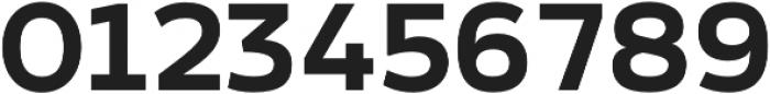 Arkibal Display Bold otf (700) Font OTHER CHARS