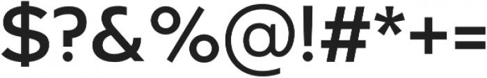 Arkibal Display otf (400) Font OTHER CHARS