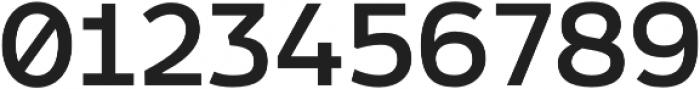 Arkibal Mono Regular otf (400) Font OTHER CHARS