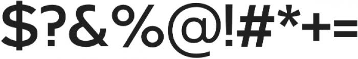 Arkibal Serif Regular otf (400) Font OTHER CHARS