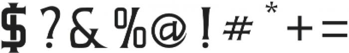Arklys Gaidrian otf (400) Font OTHER CHARS