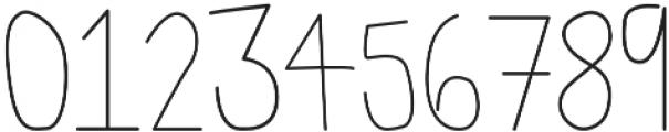 Arlo Lite Regular otf (400) Font OTHER CHARS