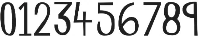 Arlo Regular otf (400) Font OTHER CHARS
