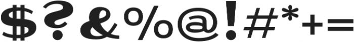 Armada CPC Bold otf (700) Font OTHER CHARS