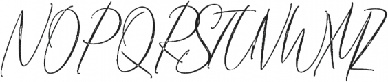 Armando Rough otf (400) Font UPPERCASE