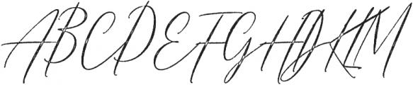 Armando Rough ttf (400) Font UPPERCASE