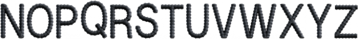 Armature Regular otf (400) Font LOWERCASE