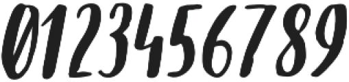 Armin Italic otf (400) Font OTHER CHARS