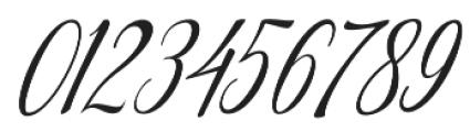 Arnetalia otf (400) Font OTHER CHARS