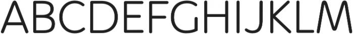 Aromatica SemiBold otf (600) Font UPPERCASE