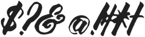 Arpegio ttf (400) Font OTHER CHARS