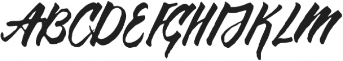 Arpegio ttf (400) Font UPPERCASE