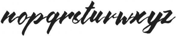 Arpegio ttf (400) Font LOWERCASE