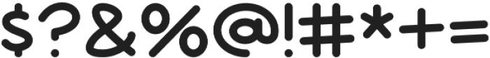 Arqui Regular otf (400) Font OTHER CHARS