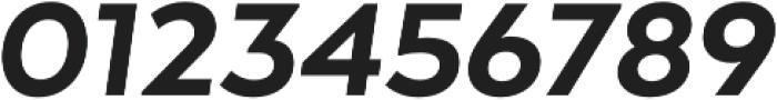 Arquitecta Std Heavy Italic otf (800) Font OTHER CHARS